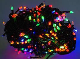 ✅ Гирлянда светодиодная LED 300 мультик черный