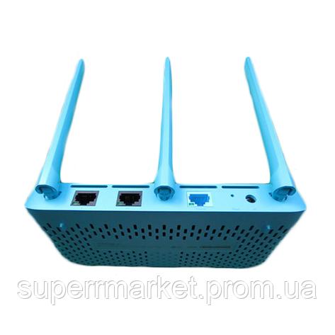 Роутер Xiaomi Mi WiFi Router 4Q Blue (DVB4191CN), фото 2