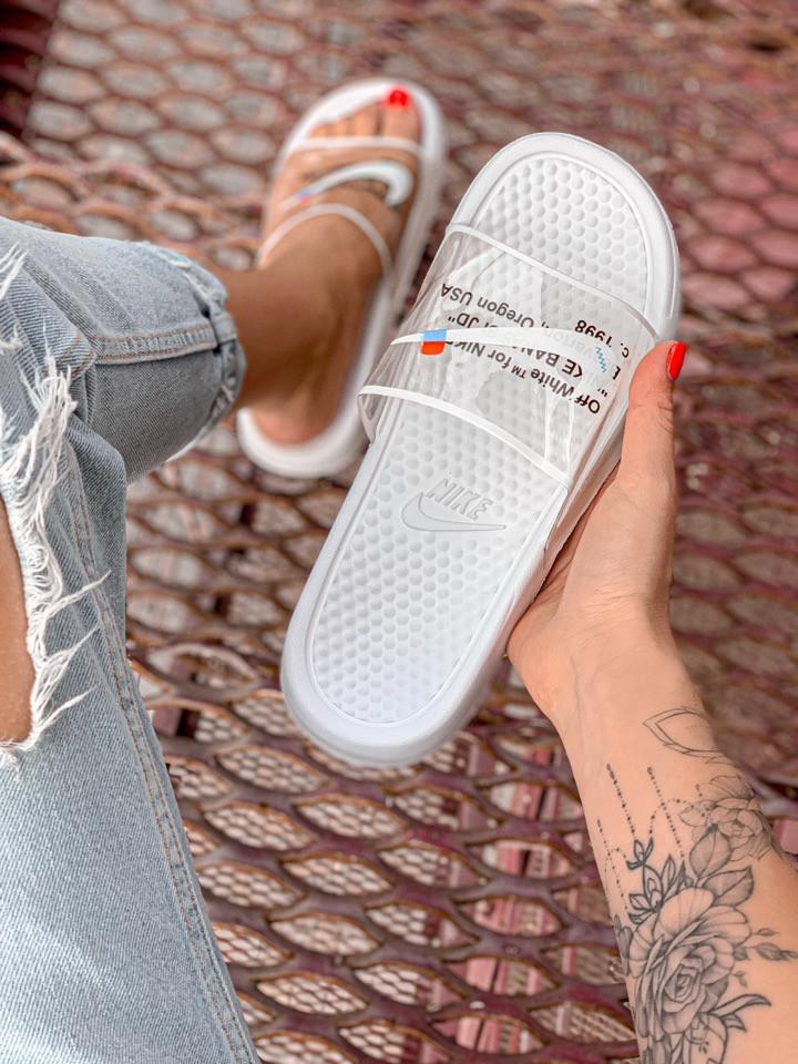 Женские сланцы Nike, реплика