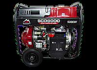 Дизельный генератор Vulkan SCD6000