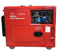 Дизельный генератор Vulkan SC7500Q