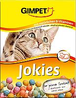 Витамины Gimpet  Jokies для кошек, для аппетита и обмена веществ, 400шт.