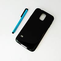 Чехол ТПУ S-линия для Samsung Galaxy S5(SM-G900)