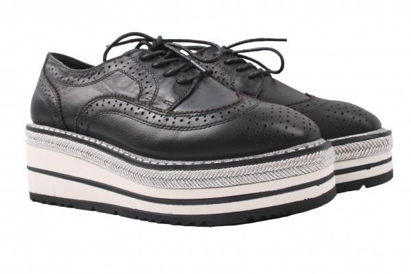 Туфли Li Fexpert эко кожа, цвет черный