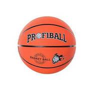 """Мяч баскетбольный (резина, роз. 7) """"Profiball"""" EN-3225"""