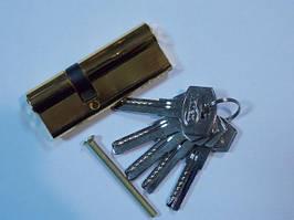 Цилиндр MANERA 80мм (30+50) ключ/ключ (РВ) (Цилиндр MANERA)