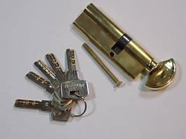 Цилиндр MANERA 90мм. (Т35+55) Поворотник/Ключ (РВ)