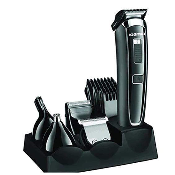 Машинка для стрижки волос IGemei GM-801,триммер,5 в 1