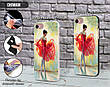 Силиконовый чехол для Samsung G950 Galaxy S8 (Балерина в красном), фото 2