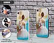 Силиконовый чехол для Apple Iphone XS (Балерина и пуанты), фото 4