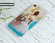 Силиконовый чехол для Huawei Honor 8x (Балерина и пуанты), фото 3