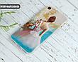 Силиконовый чехол для Sony Xperia M4 Aqua Dual (Балерина и пуанты), фото 3