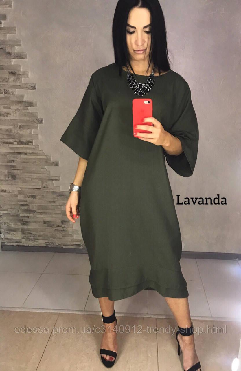 Платье женское черный, голубой, бутылка, мокко, бирюза 48-62