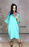 Платье женское черный, голубой, бутылка, мокко, бирюза 48-62, фото 2