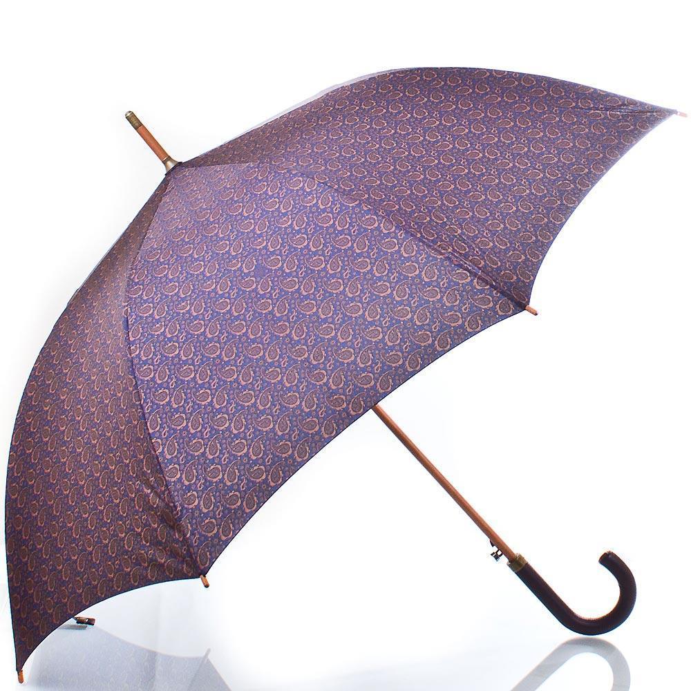 Зонт-трость Zest Зонт-трость мужской полуавтомат с большим куполом ZEST (ЗЕСТ) Z41652-9