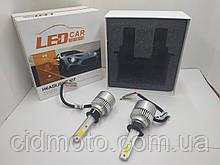 Светодиодные лед лампы (Авто-лампы  LED 6000K) H-1