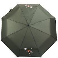 Складной зонт ArtRain Зонт детский механический компактный облегченный ART RAIN (АРТ РЕЙН) ZAR3517-96