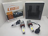 Светодиодные лед лампы (Авто-лампы  LED 6000K) H-11