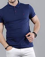 Стильные мужские рубашки-поло из Турции, коллекция 2019 года