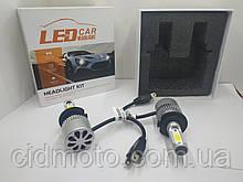 Светодиодные лед лампы (Авто-лампы  LED 6000K) H-7