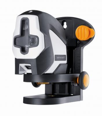 Лазерный уровень с отвесными точками SuperCross-Laser 2P Laserliner 081.125A
