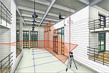Лазерный уровень с отвесными точками SuperCross-Laser 2P Laserliner 081.125A, фото 8