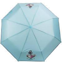 Складной зонт ArtRain Зонт женский механический компактный облегченный ART RAIN (АРТ РЕЙН) ZAR3512-75