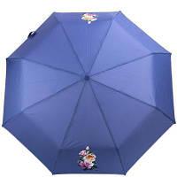 Складной зонт ArtRain Зонт женский механический компактный облегченный ART RAIN (АРТ РЕЙН) ZAR3512-79
