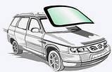 Автостекла для иномарок полный триплекс теплозащитные, фото 4