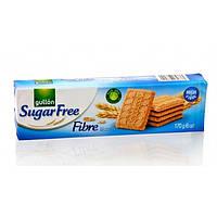 Печенье без сахара Gullon Sugar Free Fibre biscuits 170г