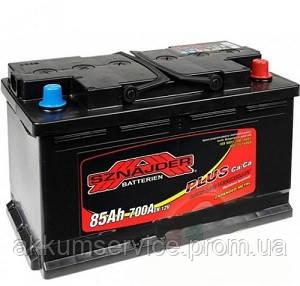 Акумулятор автомобільний Sznajder Plus +Ca 85AH R+ 720А (58542)