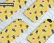 Силиконовый чехол для Apple Iphone XS (Весенние пчелки), фото 4