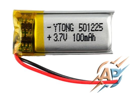 Аккумулятор 100mAh 3.7v 501225