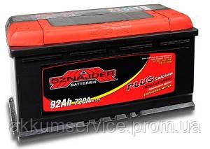 Акумулятор автомобільний Sznajder Plus +Ca 92AH R+ 720А (59218)