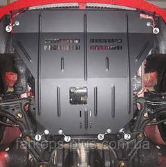 Защита двигателя - Mercedes-Benz W124 (1984-1996) все до 3.2 / мерседес-бенц 124
