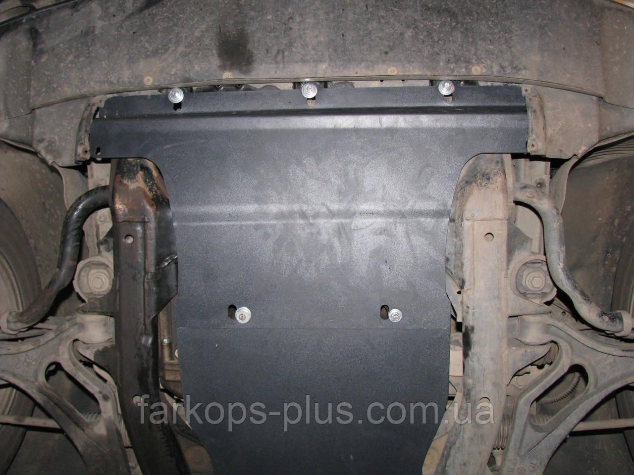 Захист двигуна - Volkswagen Touareg (2002--) все