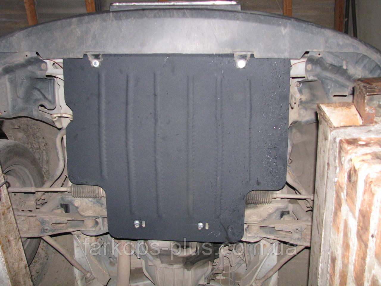 Захист двигуна - механіка Toyota Hiace XH10 (1995-2012) 2.5, 2.4 D