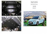 Защита двигателя и кпп - Citroen C-3 2 (2009--) 1.6D