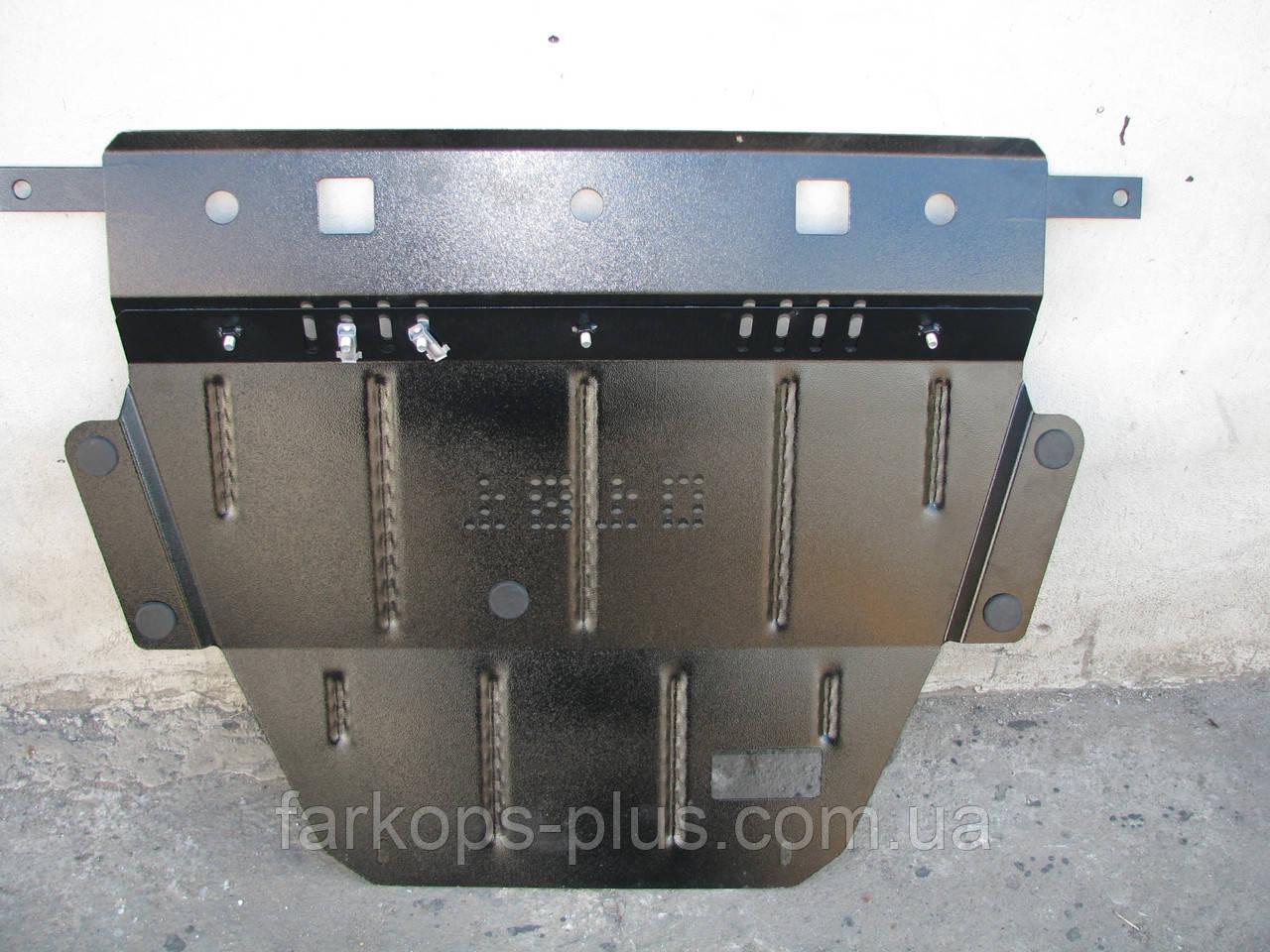 Захист двигуна і кпп - Citroen C-4 Picasso (2006--) все