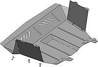 Защита двигателя и кпп - Fiat Doblo (2001-2009) все