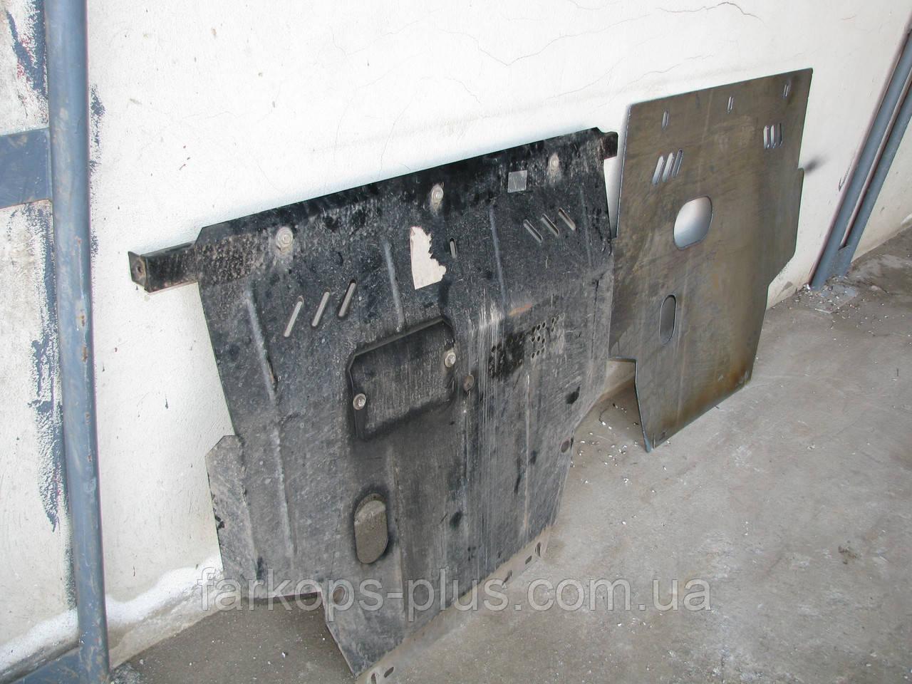 Захист двигуна і кпп - Geely Emgrang EC-7 RV (2012--) все