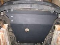 Защита двигателя и кпп - Renault Master (1998-2010) 3.0 DCI из кондиционером