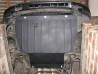 Защита двигателя и кпп - Skoda (Fabia, Roomster), Volkswagen (Polo 4-5)