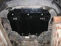 Защита двигателя и кпп - Volkswagen Jetta (2014--) 1.4, 1.6 D, 2.0 TDI,  Volkswagen Caddy (2004--) все V