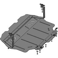 Защита двигателя и кпп - автомат Ssang Yong Rodius SV-270 (2004-2013) 2.7 D