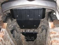 Защита двигателя и кпп - механика Mercedes-Benz W124 (1984-1996) все до 3.2 / мерседес-бенц 124
