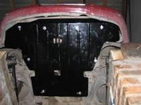 Защита двигателя и кпп - механика Opel Vectra A (1988-1995) 1.6 / опель вектра а