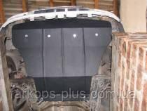 Защита двигателя и кпп - механика Volkswagen Caddy (1995-2004) 1.4, 1.6, 1.9D, 1.9TDI из гидроусилителем / фольксваген кадди