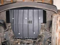 Защита двигателя и радиатора - автомат Mercedes E-Class (W212) (2009-2016) все дизельные, 3.5