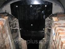 Захист радіатора двигуна і кпп - BMW 523 (E60) (2003-2010) 2.5